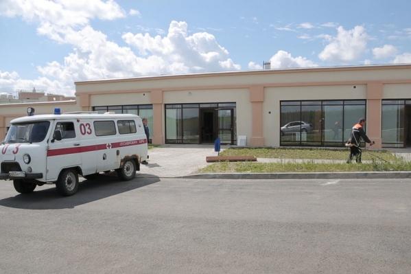 Новая поликлиника открылась на въезде в загородный поселок «Белый хутор»