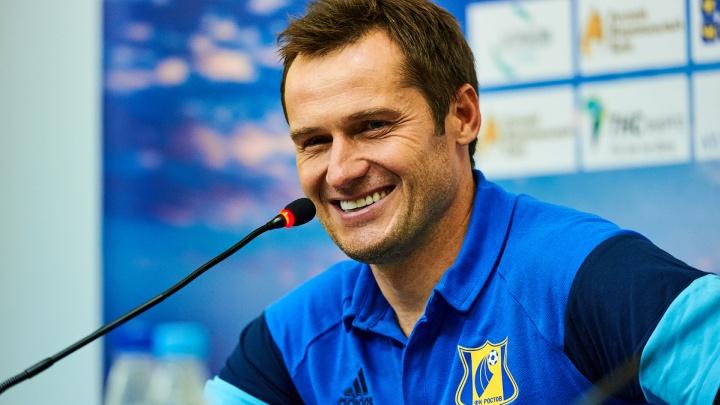 Официально: Леонид Кучук отправлен в отставку с поста главного тренера ФК «Ростов»