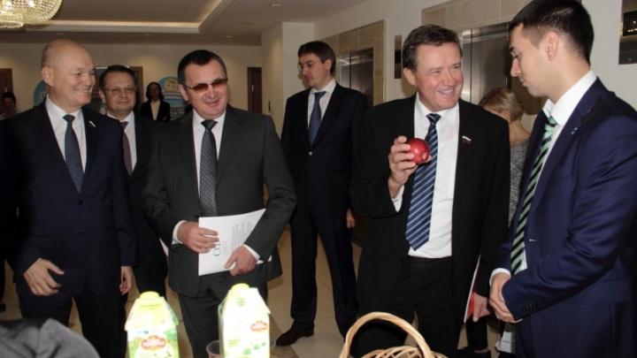 «Сады Придонья» приняли участие в парламентских слушаниях Совета Федерации РФ