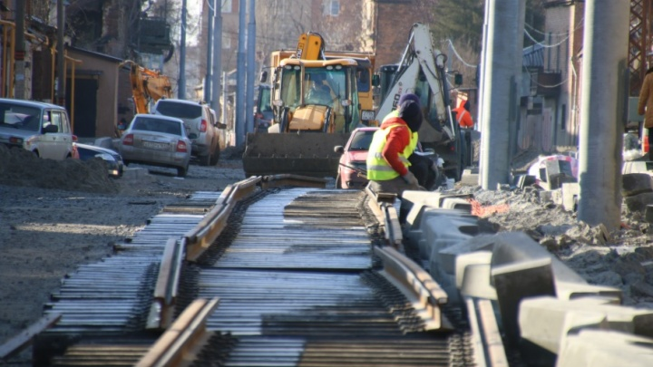 Ростовские чиновники назвали дату, когда закончится ремонт улицы Станиславского
