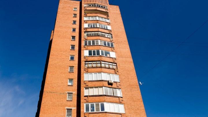 Ярославский студент выпал с 14 этажа высотки в Санкт-Петербурге