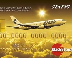Ханты-Мансийский банк презентовал новую карту MasterCard Gold