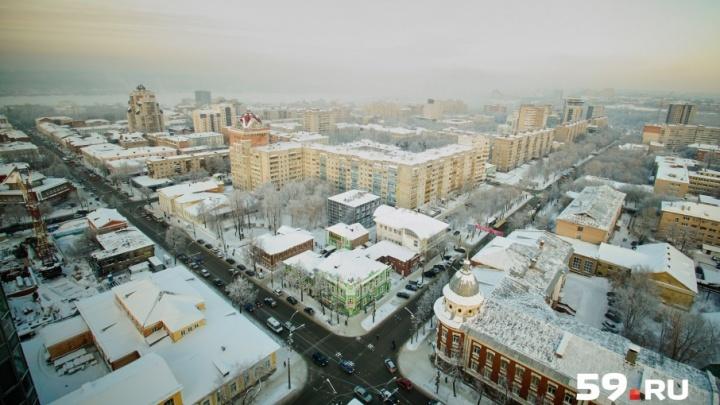 Перед Новым годом в Прикамье придет оттепель
