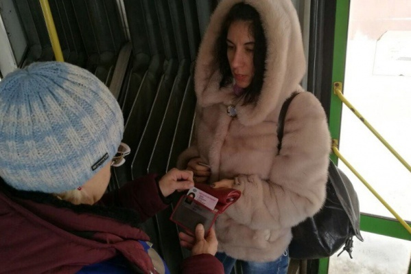 Мэрия разберётся с теми, кто не даёт бесплатно ездить по «снежному билету»