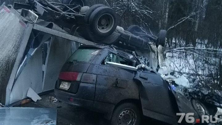 В ГИБДД назвали причину смертельного ДТП в Тутаевском районе