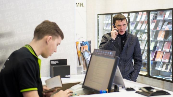Tele2 в Поморье ввел «перенос остатков» для корпоративных клиентов