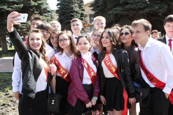 В Челябинской области последние звонки прозвенят для более чем 13 тысяч одиннадцатиклассников