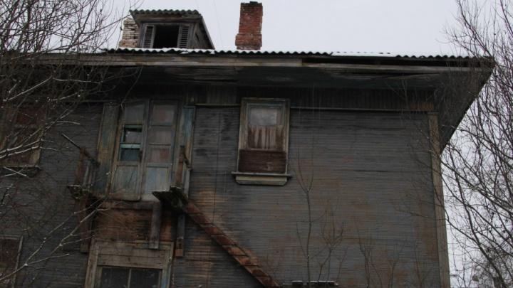 В Архангельске под вопросом оказалась судьба почти сотни домов
