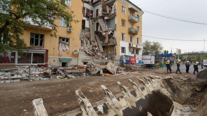 На взрыв дома в Волгограде прибывали бригады скорых без врачей