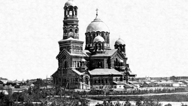 «Колокольня подлетела метров на 20»: кто и зачем уничтожил самарский храм Христа Спасителя?