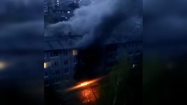 «Есть угроза обрушения»: что произошло в пятиэтажке в Перми и куда отправили жильцов. Онлайн-трансляция