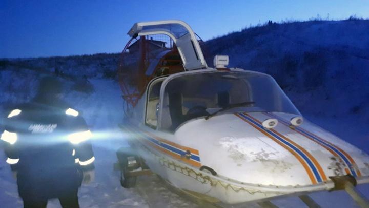 Провалился под лед: в Самарской области рыбак умер от переохлаждения