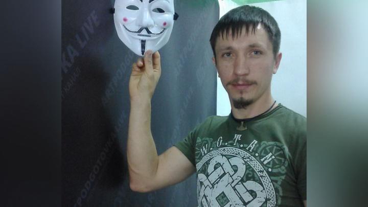 Митинговавшего за Навального волгоградца осудили за кирпич, брошенный в офицера ОМОНа