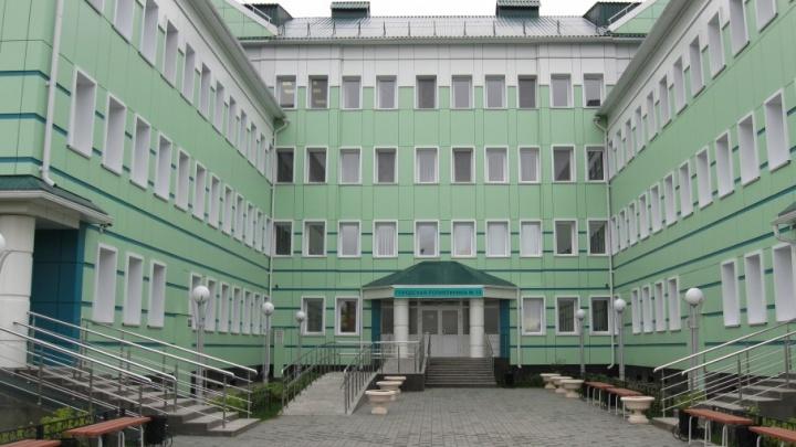 В тюменской поликлинике скончался мужчина
