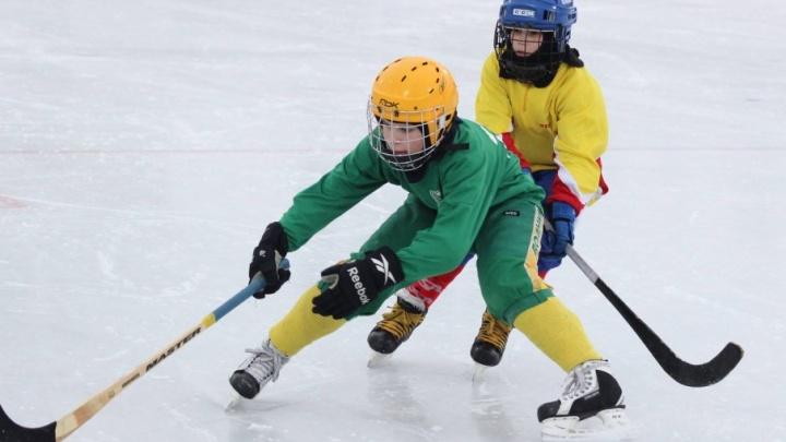 Юные хоккеисты «Водника» победили во всероссийском турнире