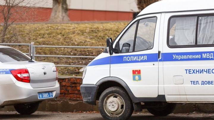 В центре Волгограда лапку индюшки приняли за боевую гранату