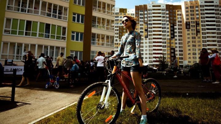 Тюменцев в возрасте от 16 лет и старше приглашают на бесплатные занятия по велоспорту