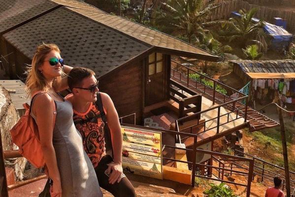 Оксана и Денис хотели пожениться на Гоа и отдали деньги за путёвку ещё в августе