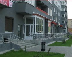 В новом жилом комплексе предлагают прогулку в будущее