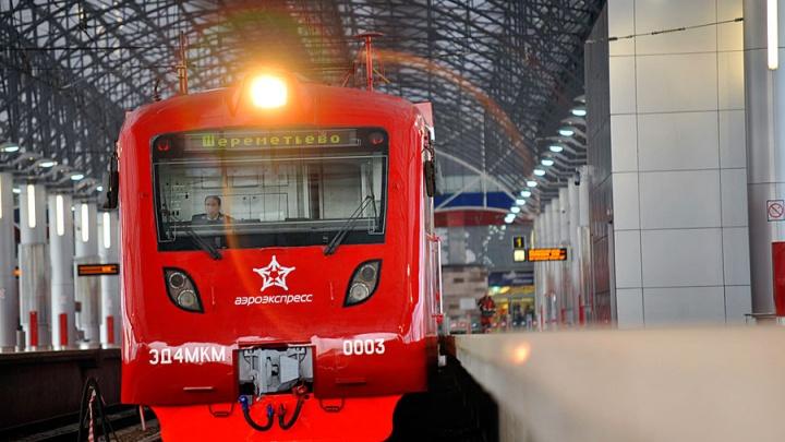 Волгоградцам ввели специальные тарифы на проезд в аэроэкспрессе Москвы