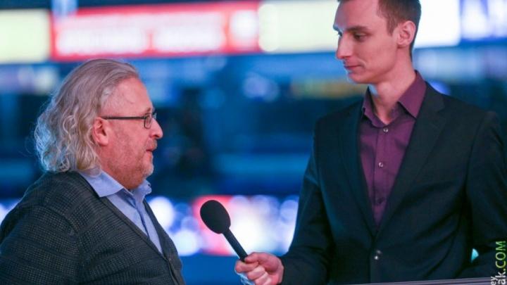 Ярославский телеведущий борется за звание главного спортивного комментатора России