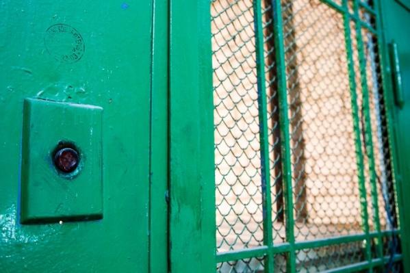 Непослушная машина начала движение с зажатой между дверьми рукой девочки