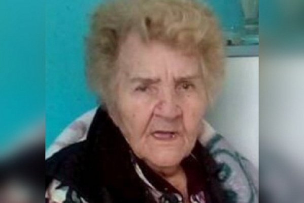 Бабушка пропала 27 февраля