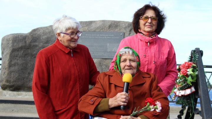 В Архангельске отметили 76-ю годовщину прихода первого союзного конвоя «Дервиш»