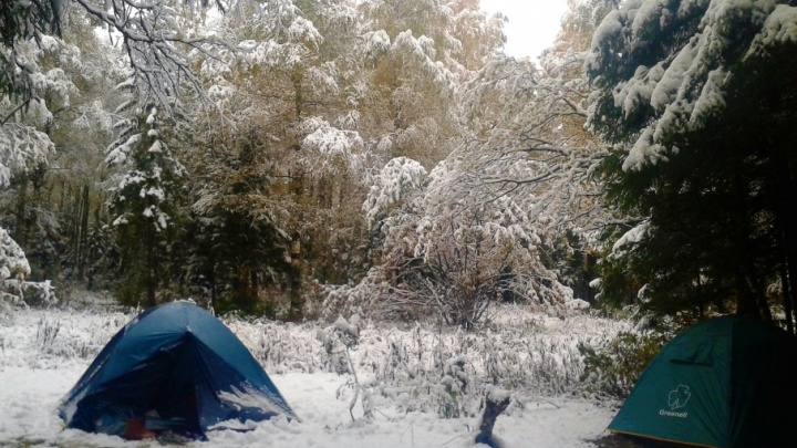 Зима близко: синоптики прогнозируют первый снег в Челябинске на этой неделе