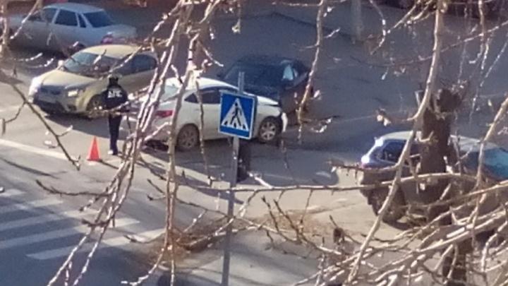 В Тюмени подросток «угнал» родительский автомобиль и попал в ДТП