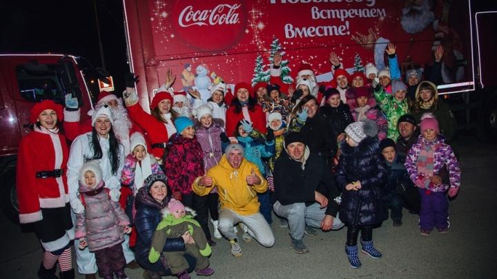 «Праздник к нам приходит»: в Ростов приезжает самый известный новогодний караван