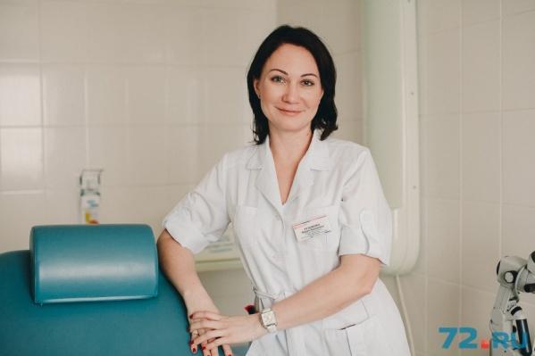 Мария Кузьменко работает онкологом уже 18 лет