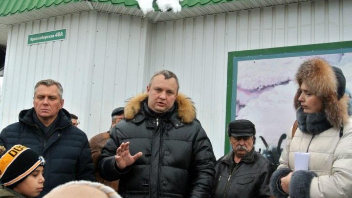 Власти пообещали достроить Красноборскую улицу через два года