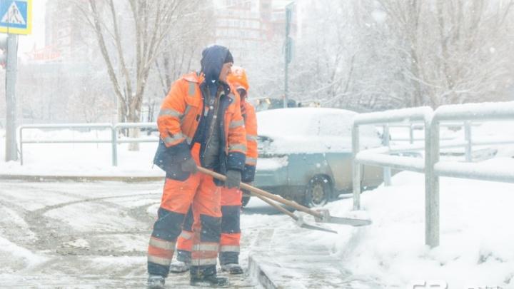 Полгода уборки за 719 миллионов рублей: в Самаре ищут нового подрядчика для содержания дорог