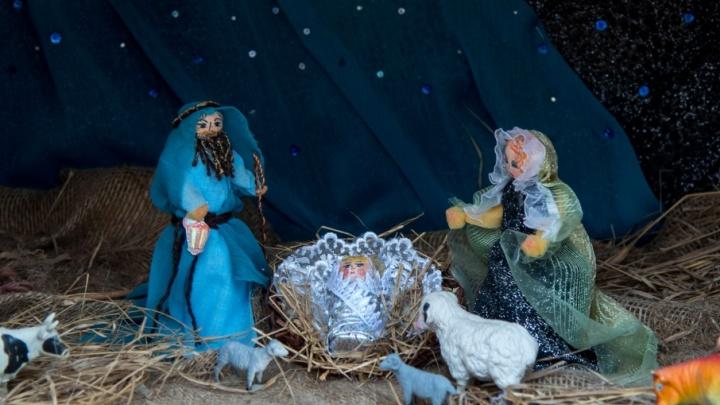 Волгоградцы заведут самый длинный рождественский хоровод