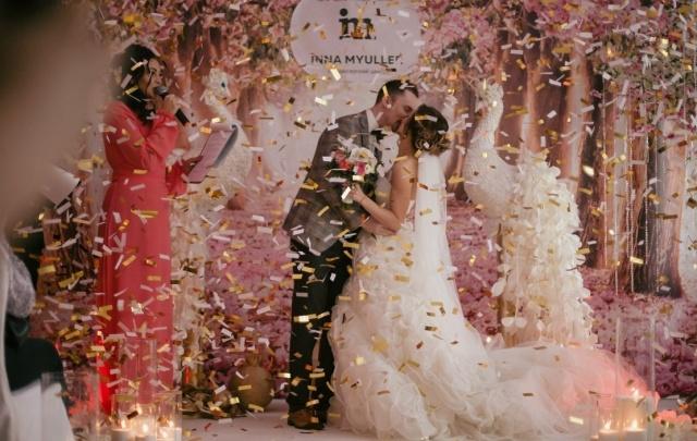 Как провести свадьбу при минимальных затратах