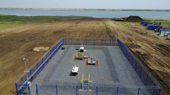 «Транснефть – ТСД» завершает строительство подводного перехода на Маныче