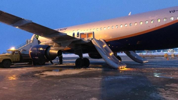 После инцидента в Волгограде «Аэрофлот» пригрозил непослушным пассажирам