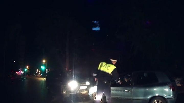 В Самаре водителя будут судить за пьяную езду и нарушение ПДД
