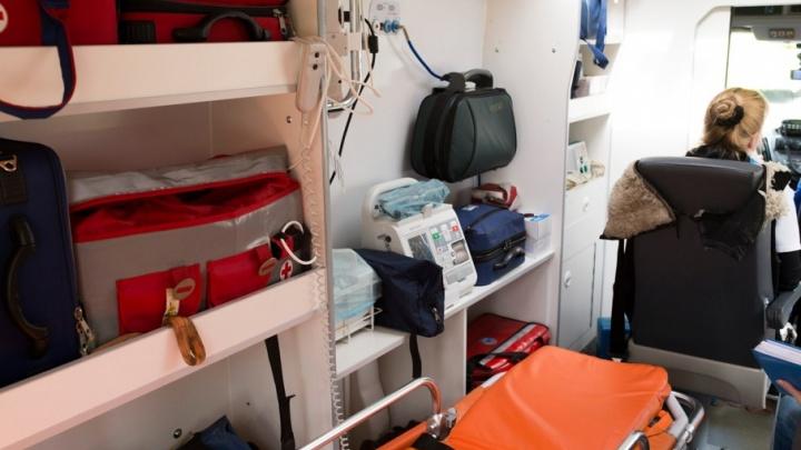В Ярославле на ЮЗОД 11-летний мальчик попал под колеса Land Rover: ребенок в больнице