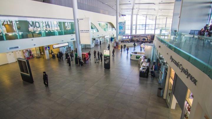В аэропорту Курумоч введут запрет на перевозку оружия и патронов