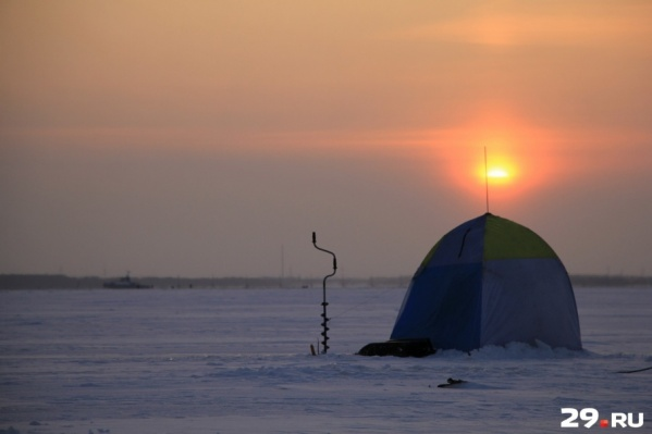 Холода продержались в Архангельской области недолго