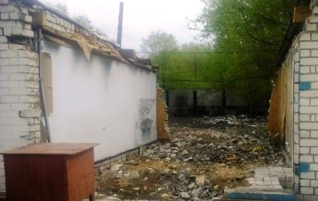 На трассе М-5 в Самарской области снесли незаконное кафе