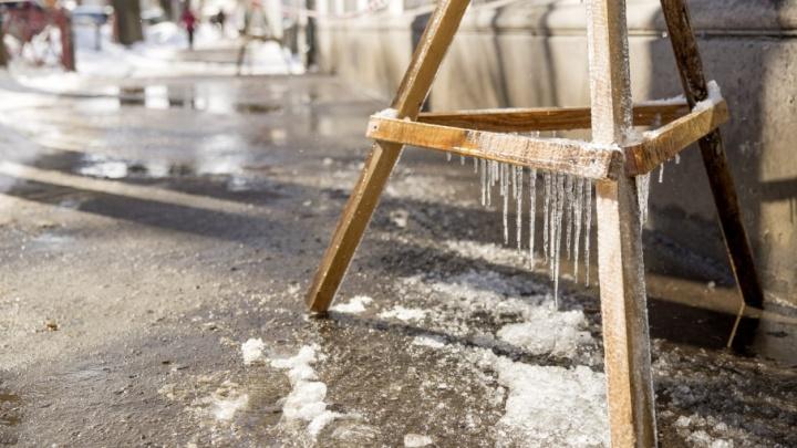 Словно снег на голову: как отсудить деньги, если на вас с крыши упала ледяная глыба