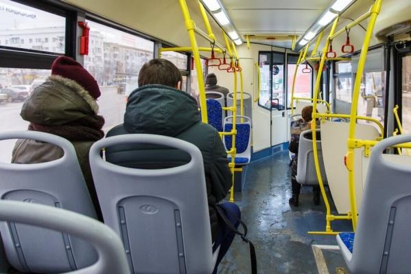 Волгоградцы могут высказать свои пожелания по улучшению транспортной ситуации