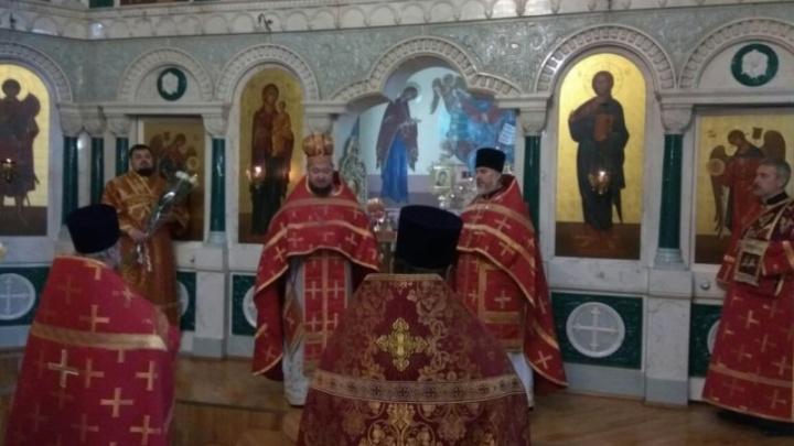 В ростовском храме появилась возможность получать молитвы по электронной почте