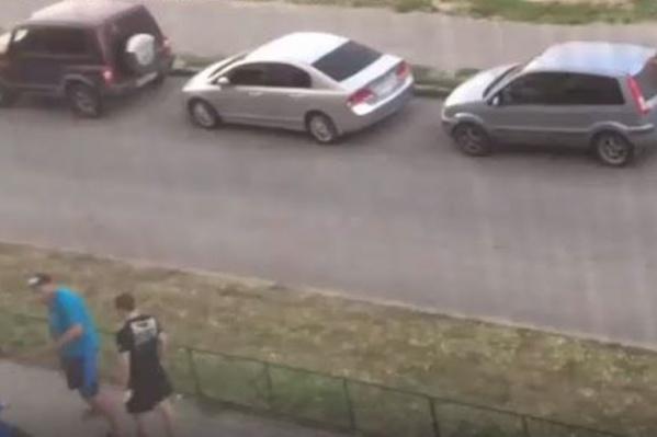 Инцидент произошел 28 июля около 5:00 на улице Еременко