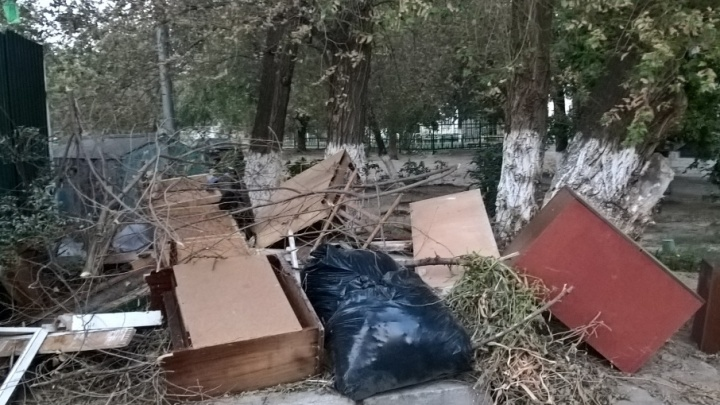 Прокуратура указала волгоградским чиновникам на свалки