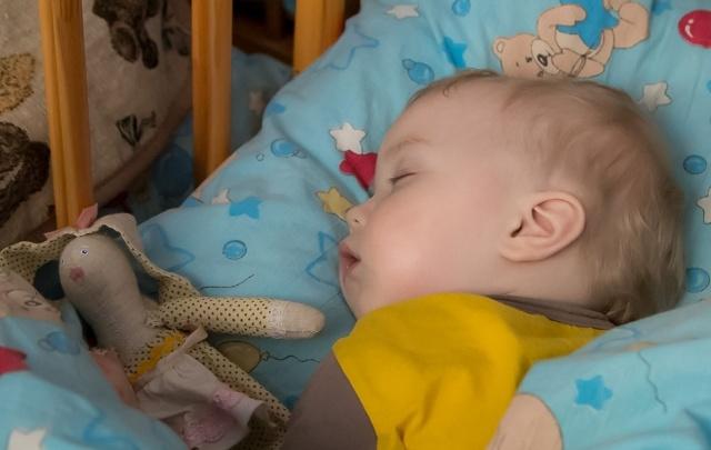 Как спят дети: умиляемся и завидуем!
