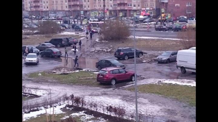 Чиновники Архангельска пообещали начать реконструкцию Ленинградского проспекта в 2018-м